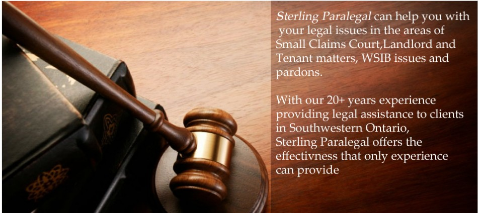 Sterling Paralegal